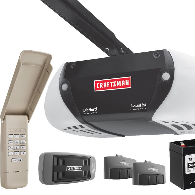 Contact us for Best Automatic Garage Door Openers Anytime ...